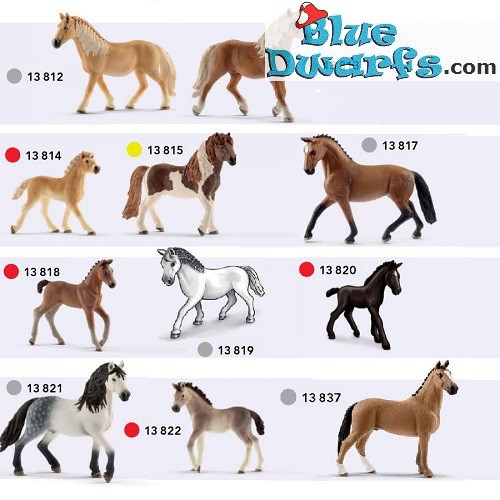 Schleich Horses Mustang Foal 13807