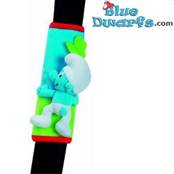 Smurf Plush: Seatbelts decoration/ belt trim