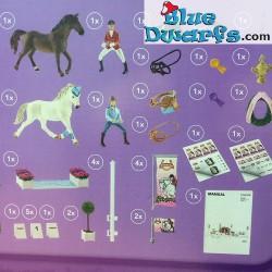 Schleich 42338-Big Horse show avec des chevaux-NEUF!!!
