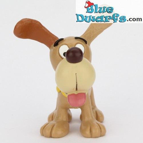 20405:  Puppy (dog of the smurfs) *brown*