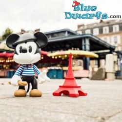 Leblon Delienne Mickey Mouse with Eiffeltower (+/- 22 cm)