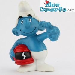 Go Cart Smurf