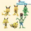 27000-27005 (2017): Maya the Bee (6 figurines)