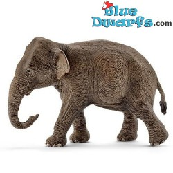 Wildlife Schleich: Una familia de elefantes (Schleich 14753/14754/14755)