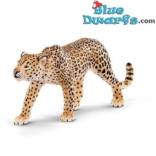 Schleich Wildlife: Cheetah/ Leopard (14748) - Bluedwarfs