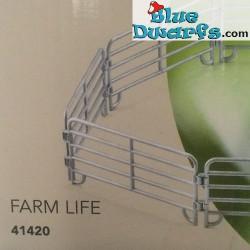 FARM WORLD: Corral fence (Schleich/ 41420)