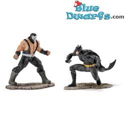 Justice Leauge playset: Nr.13 Batman VS Bane (Schleich 22540)