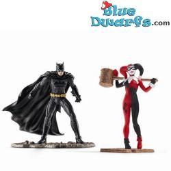Justice Leauge playset: Batman Vs Harley Quinn (Schleich 22514)