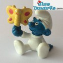 20218: Babysmurf with Butterfly