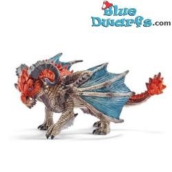 Eldrador: Dragon battering ram  (Schleich 70511)