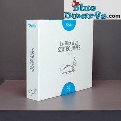 Plaque: The Smurfs and the Magic Flute (LIMITED EDITION)