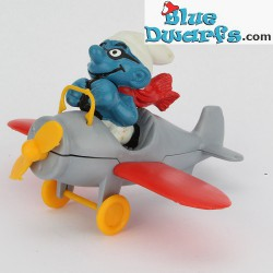 40222: Airplane Smurf