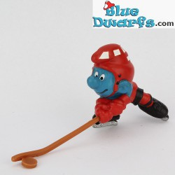 20032: Icehockey Smurf *red outfit*