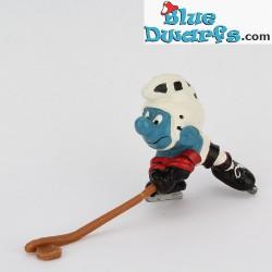 20032: Icehockey Smurf *White Stick*
