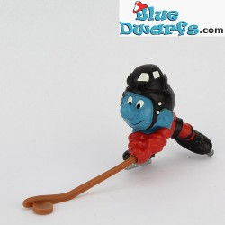20032: Icehockey Smurf *black outfit*