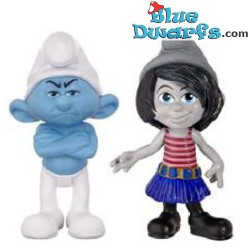 Grouchy and Vexy *Jakks Pacific* (+/- 7cm)