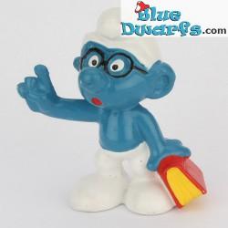 20094: Bookworm Smurf