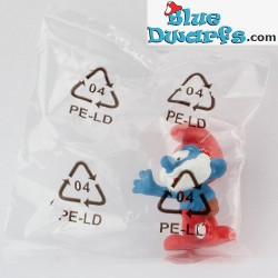 49001: House Smurf *new style* (Mint in Box)