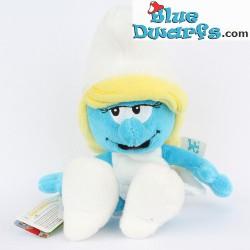 Smurfen knuffel:  Smurfin *Jakks Pacific* (beaniebag/+/- 20 cm)