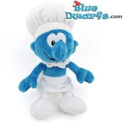 Smurf Plush: Greedy Smurf (+/- 20 cm)
