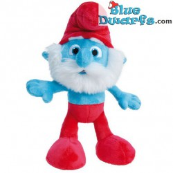 Smurf Plush: Papa smurf MOVIE (+/- 45 cm)