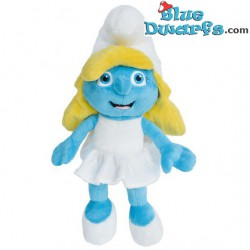 Smurf Plush: Smurfette MOVIE (+/-45 cm)