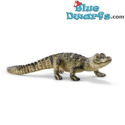 Schleich Wildlife: Alligatore Cucciolo (14728, +/- 8,5 x 2,5x 2cm)