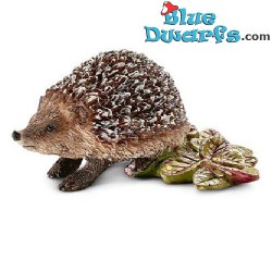 Schleich Animals: Hedgehog (14713, +/- 4x 5x 2cm)