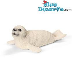 Schleich Wildlife: Seal cub (14703, +/- 5,5x 3,5x 2cm)
