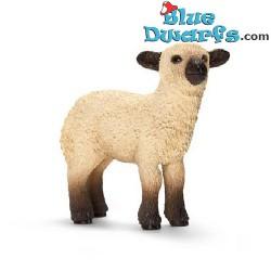 Schleich animals: Shropshire lamb (13682, +/- 5,5x 2x 5cm)