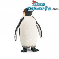 Schleich animals: Emperor penguin (14652, +/- 4,5x 3,5x 7cm)