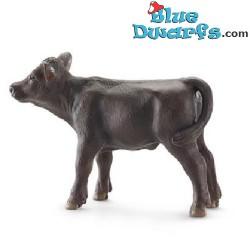 Schleich Tiere: Black Angus Kalb (13768, +/- 7,5x 2,5x 5cm)