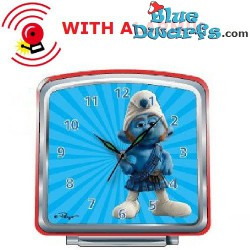 Mc smurf ALARM clock