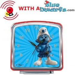 Mc smurf ALARM clock