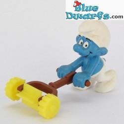 40225: Grasmaaier Smurf