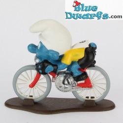 40501: Schtroumpf Cycliste Coureur (Super schtroumpf)