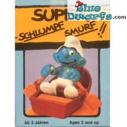 40219: Row Boat Smurf