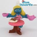 40245: Tea Set Smurfette