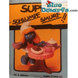 40245: Tea Set Smurfette