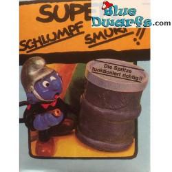 40216: Fireman Smurf