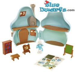 Cottage Brainysmurf (Smurfs 3: The lost village) *Jakks Pacific*