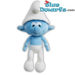 3x smurfplush MIDSIZE (Smurfs 3: The lost village) *Jakks Pacific *
