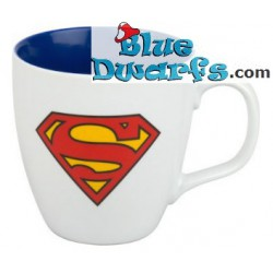 DC comics mug: Superman LOGO  (0,4L)