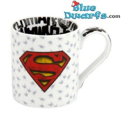 DC comics mug: Superman  BREAKTHROUGH  (0,37L)