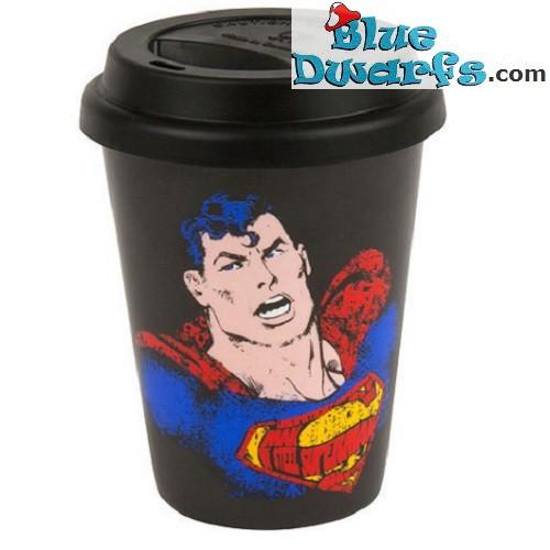 DC comics mug: Superman Up, up and Away (0,33L)