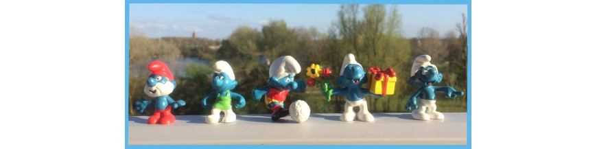 All regular smurfs 20001 20002 and more