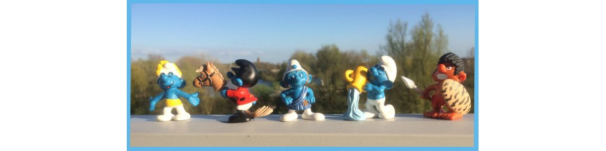 Smurfs 20701-20809