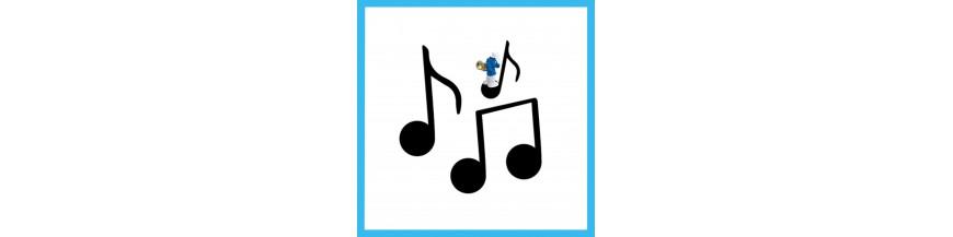 Music smurfs