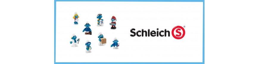 Komplettes Schlumpf sets
