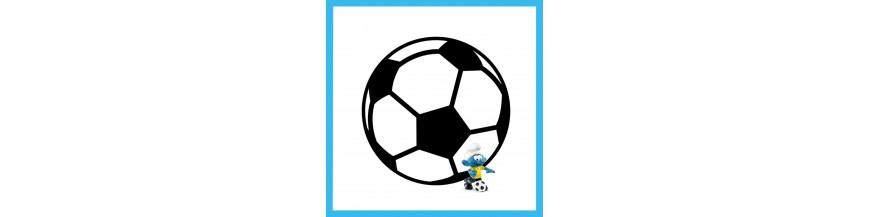 Worldcup/soccer smurfs